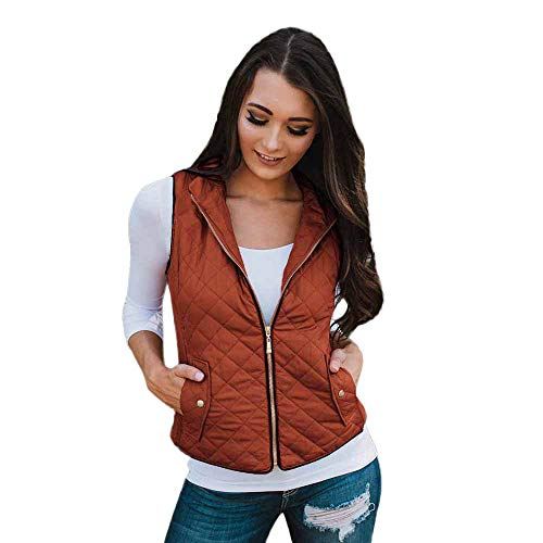 Swimming Turtle Earrings - Womens Lightweight Jackets Laimeng_World Women Zip Up Outerwear Pockets Warm Winter Vest