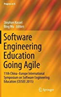 Software Engineering Education Going Agile Front Cover