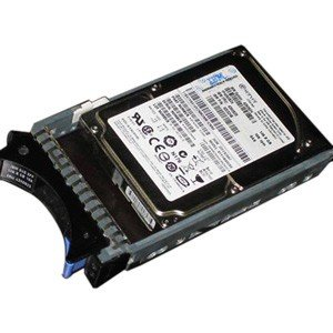 IBM 43X0824 146GB 10000 RPM 2.5 Inch Hot-Swap Serial Attached SCSI SAS Hard Drive with (Ibm Hot Swap Tray)