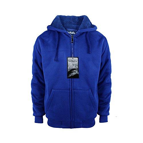 Fur Hooded Hoodie Sweatshirt - 9