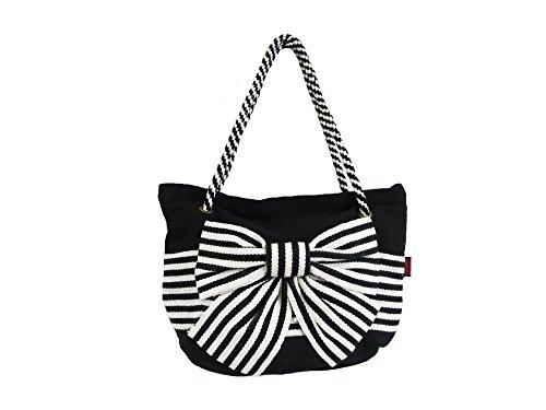 Wsdo - Black Shoulder Bag For Normal Woman