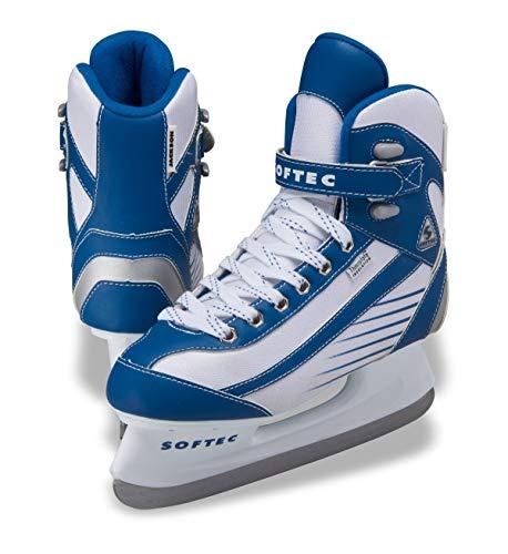 Jackson Ultima Softec Sport ST6100 Blue Ice Skates for Women, Size: Adult 6