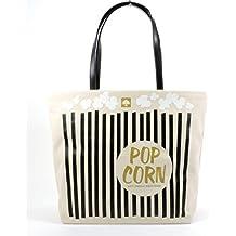 Kate Spade New York Cinema City Popcorn Bon Shopper (Natural)
