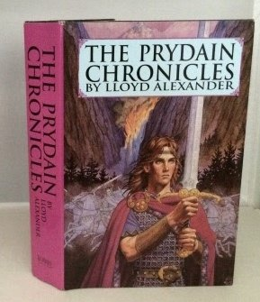 The Prydain Chronicles Including: The Book of Three, The Black Caldron, The Castle of Llyr, Taran Wanderer, The High King, and, The Foundling and other Tales of Prydain