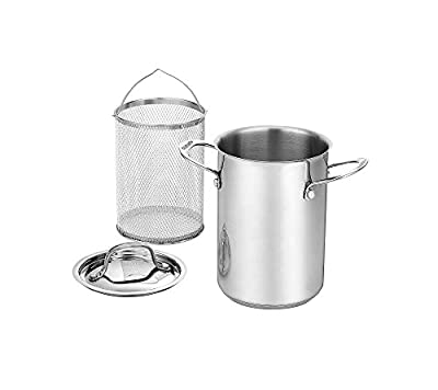 Cuisinart Chef's Classic Stainless Asparagus Steamer Set