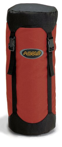 Asolo Compression Sack (Red/Black, Large), Outdoor Stuffs