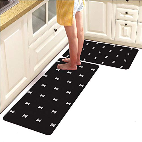 Cushion Kitchen Rugs and Runner Sets Indoor Outdoor,Eco-Friendly