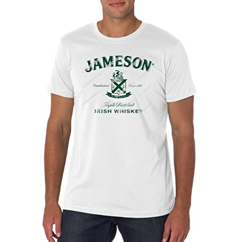 ColonyWear Outfitters Jameson Irish Whiskey - Triple DISTILLED (Chinese Whiskey)