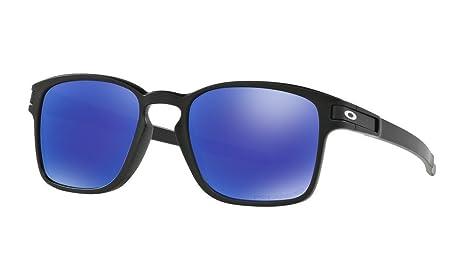 Oakley Latch Squared Oo9353 935304 Polarizada 52 Mm, Gafas de Sol Unisex-Adulto,