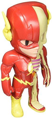 Justice League America - The Flash Xxray Vermelho/Amarelo