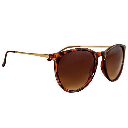 Women's Polarized Sunglasses from EYE LOVE, Designer, 100% UV Block + 5 BONUSES