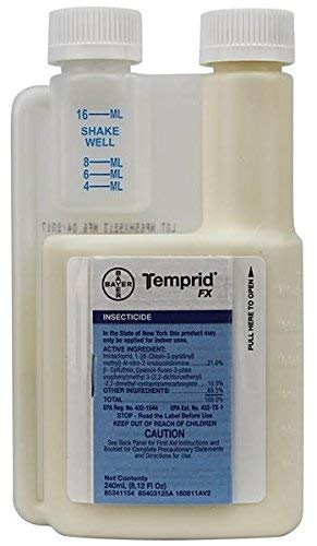 Temprid FX Insecticide 240ML Bottle