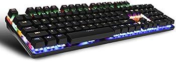 DBPower ZL350C Gaming Mechanical Keyboard