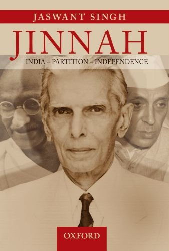 Jinnah: India, Partition, Independence by Oxford University Press
