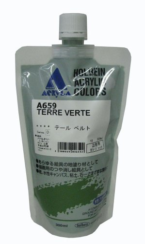 Gesso 300ml Terre Verte (Acryla Gesso)