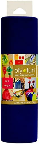 Fairfield OLY Fun Multi-Purpose 20-Inch Craft Material 3-Yard Twilight