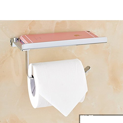 EQEQ Toilet wall paper holder, stainless steel toilet paper