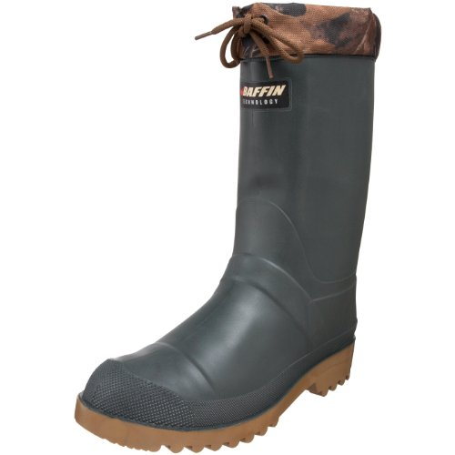 Baffin Men's Trapper Bot,Forest/Brown,10 M US