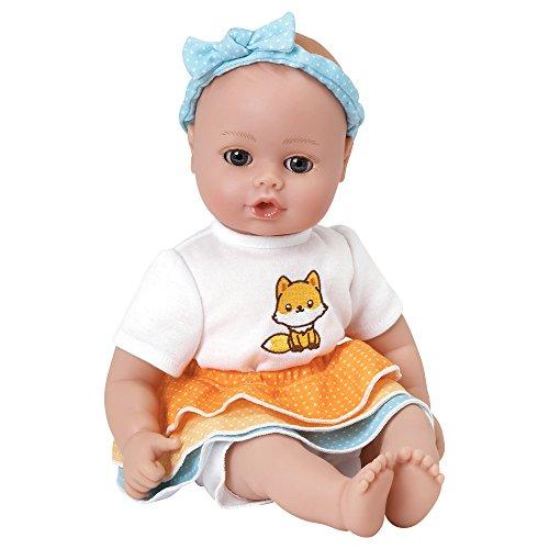 Adora Playtime Baby Frilly Fox Girl Baby Doll