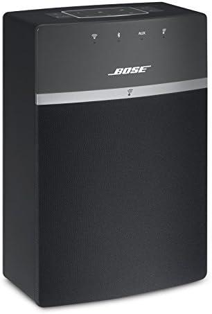 Bose SoundTouch 10 wireless speaker, works with Alexa – Black