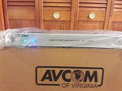 AVCOM RSA-3000N Remote Spectrum Analyzer