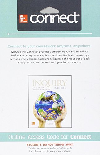 Inquiry Into Life Connect Plus Access