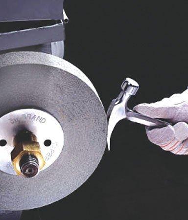 3M Abrasive 048011-05132 6'' SCOTCH-BRITE EXL DEBURRING WHEELS GRAY by 3M