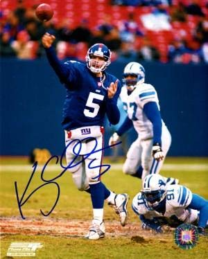 Kerry Collins Photograph - Signed Kerry Collins Picture - 8x10 - Autographed NFL Photos