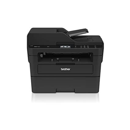 Brother MFCL2750DW - Impresora multifunción láser monocromo con fax y dúplex + Brother TN-2420 Laser cartridge 3000 páginas Negro tóner y cartucho ...