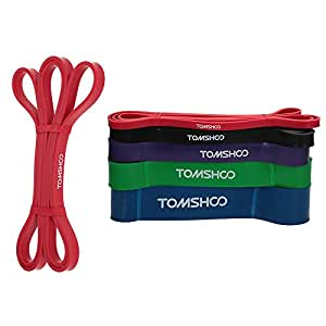 Tomshoo Pull Up Assist Band, Green
