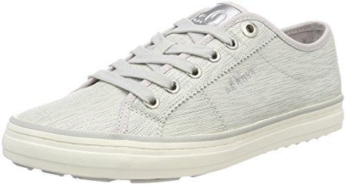 oliver Women''s 23640 233 S Grey Grey Trainers lt silver Adxqvwpq