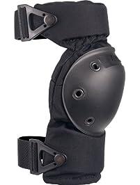 ALTA Tactical Contour Knee Pads - Flexible Round, Black (52913.00)