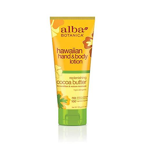 Alba Botanica Replenishing Cocoa Butter Hawaiian Hand & Body Lotion, 7 ()