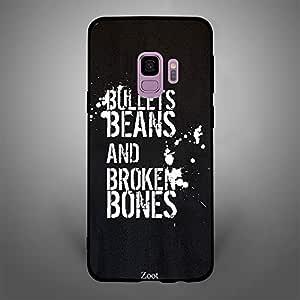 Samsung Galaxy S9 Bullets Beans Bones