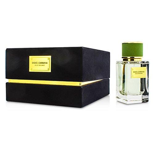 Dolce & Gabbana Dolce & Gabbana Velvet bergamot by dolce & gabbana for men - 1.6 Ounce edp spray, 1.6 Ounce