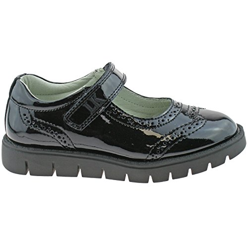 Black School 36 Lelli Fitting Patent Nicole SNR Kelly 3 UK DB01 LK8386 F Shoes wpPnqXp0
