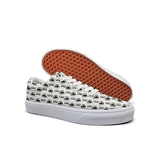 gigiring Eyelash Eyelashes Art Men's Canvas Low Top Sneaker Casual Shoes