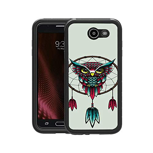 FIDIKO Vanity Cute Owl Pattern Protective Case Compatible