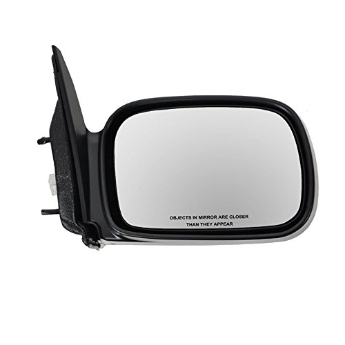 Coupe Power Side Mirrors (Power Side View Mirror Passenger Right RH for 06-11 Honda Civic 2 Door Coupe)