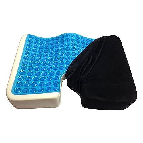 Gel Seat Cushion For Hip Pain Amazon Com
