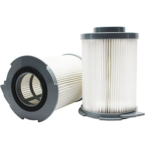 (2-Pack Replacement Hoover Bagless Canister Primary Filter 59134033 - Compatible with Hoover S3755, Hoover S3765, Hoover 59134033, Hoover S3765040, Hoover S3755050, Hoover S3755045, Hoover S3755080)