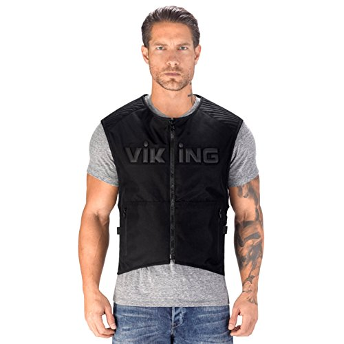 Armored Motorcycle Vest - 4