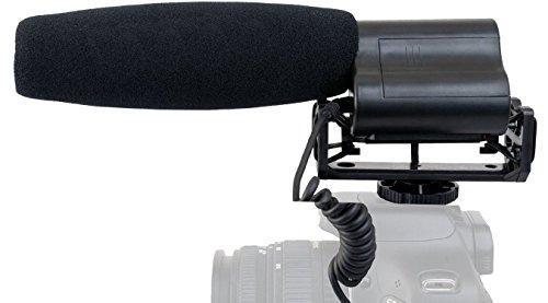 high-sensitivity-microphone-stereo-shotgun-with-windscreen-dead-cat-wind-muff-for-canon-xa30