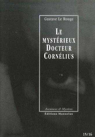 Le mystérieux Docteur Cornélius, Tomes 15 et 16 (French Edition) pdf