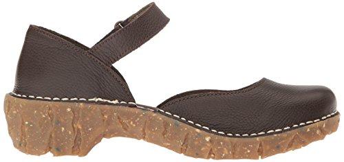 El Naturalista NG50, Zapatos De Tacón con Punta Cerrada Mujer, Marrón (Brown), 39 EU