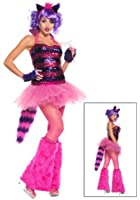Exclusive Sexy Sequin Cheshire Cat Costume