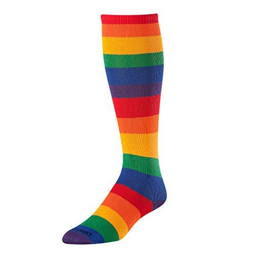 TCK Krazisox Rainbow (Multi, (Rainbow Socks)