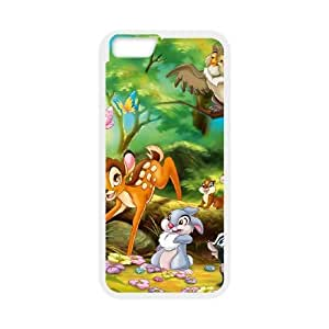 iPhone6 Plus 5.5 inch Cell Phone Case White Bambi II AG6109543
