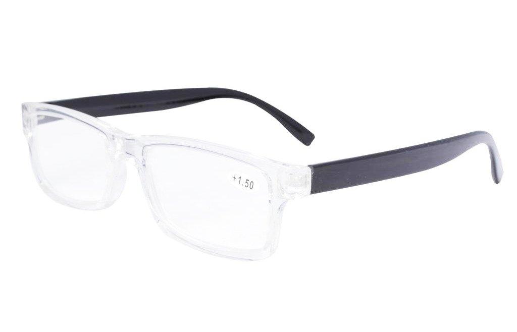 Eyekepper qualita chiara occhiali di lettura con telaio plastica+1.75