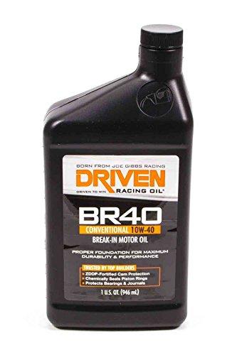 Driven Racing Oil 03706 BR40 Break in Oil (10w-40 Quart), 1 Quart
